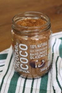 granola - açucar