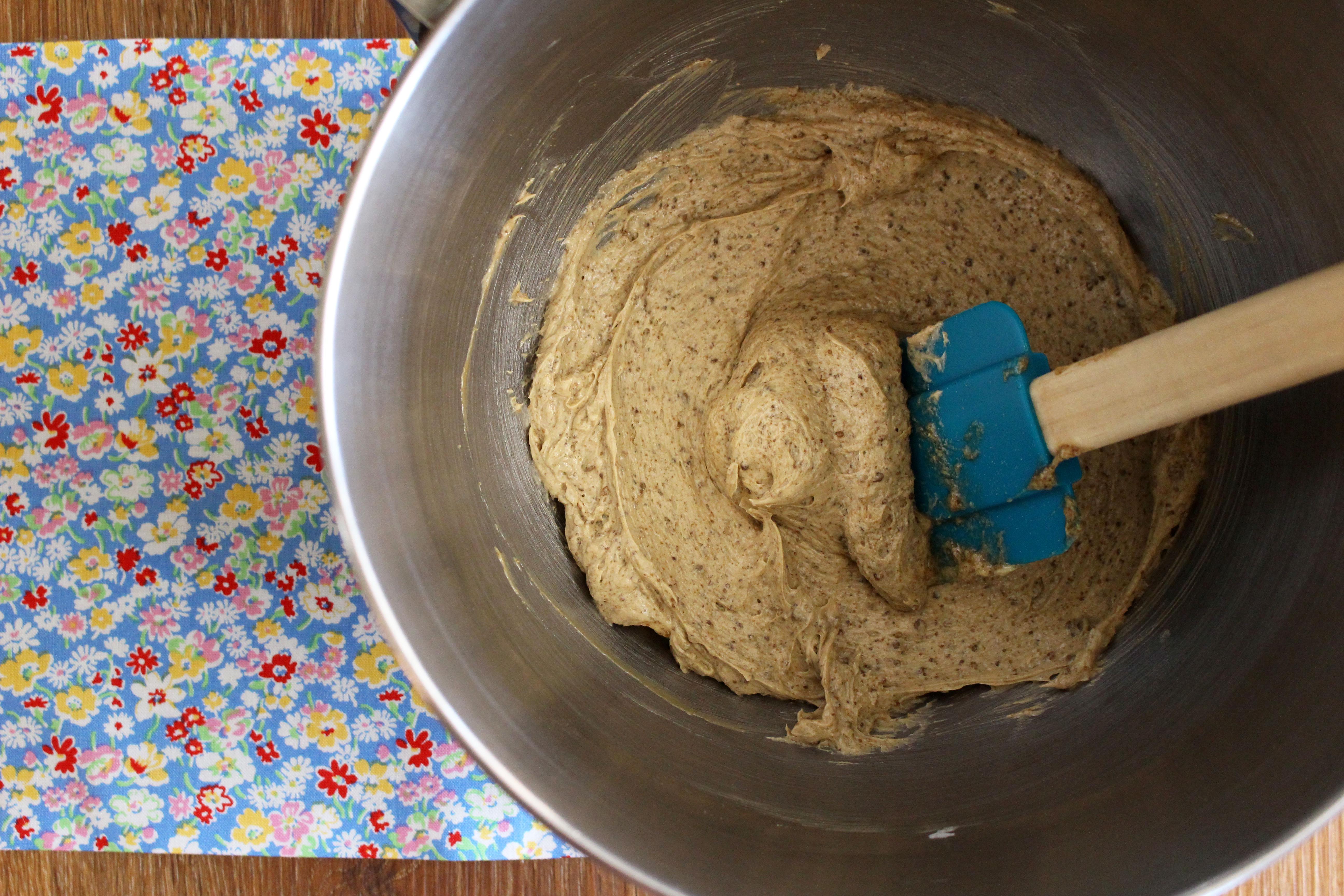 primeiro passo - banana bread